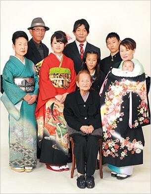 家族写真10