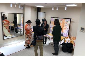 おはよう日本 専属の伝統工芸士がいる自由が丘まるやま所沢店が取材されました!