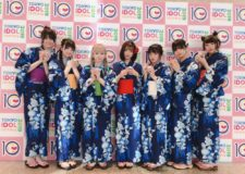 TIF TOKYO IDOL FESTIVAL 2019 衣裳提供しました♪