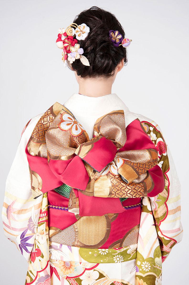 【MK-1101】松竹梅に菊やおしどり柄